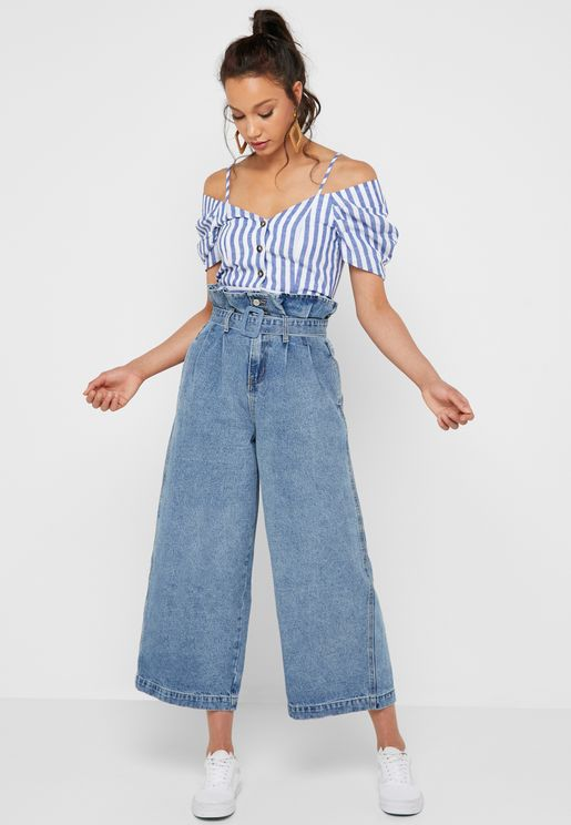 6e06e73f8e1 Straight Jeans for Women | Straight Jeans Online Shopping in Doha ...