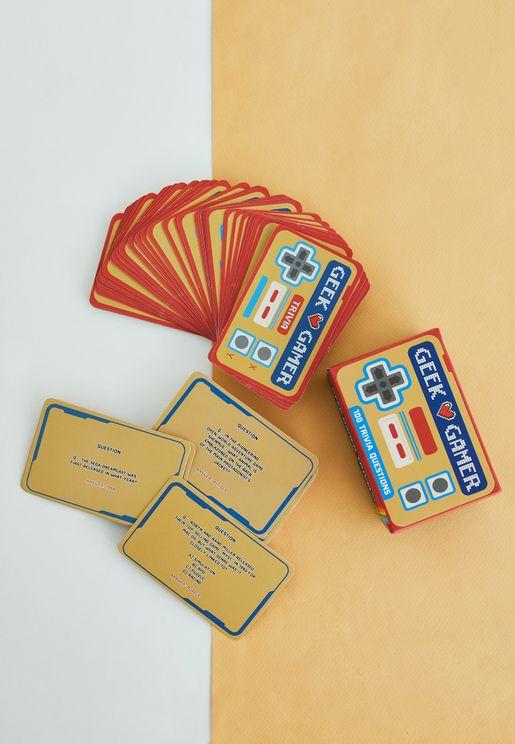 بطاقات اسئلة عن الالعاب