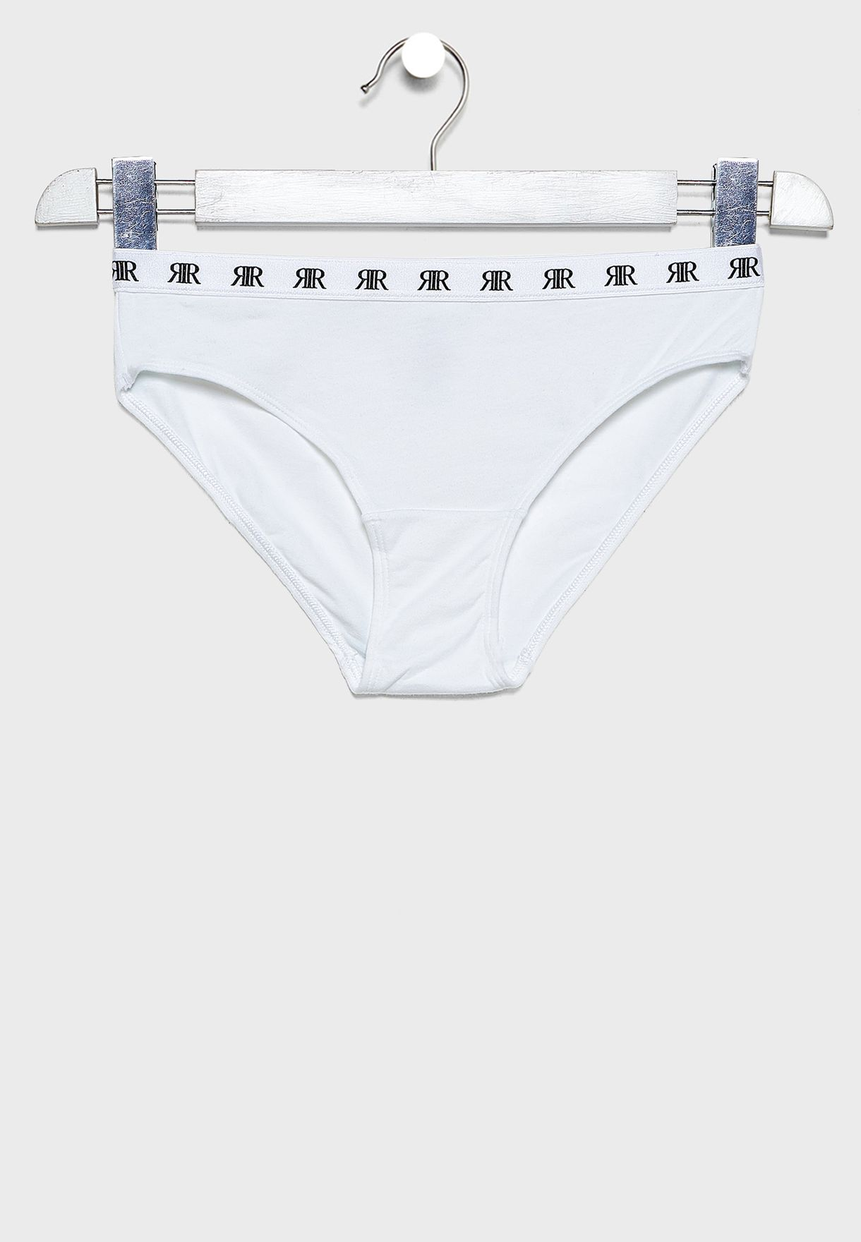 Kids 5 Pack Printed Brief