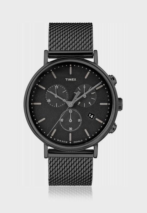 Fairfield Analog Watch