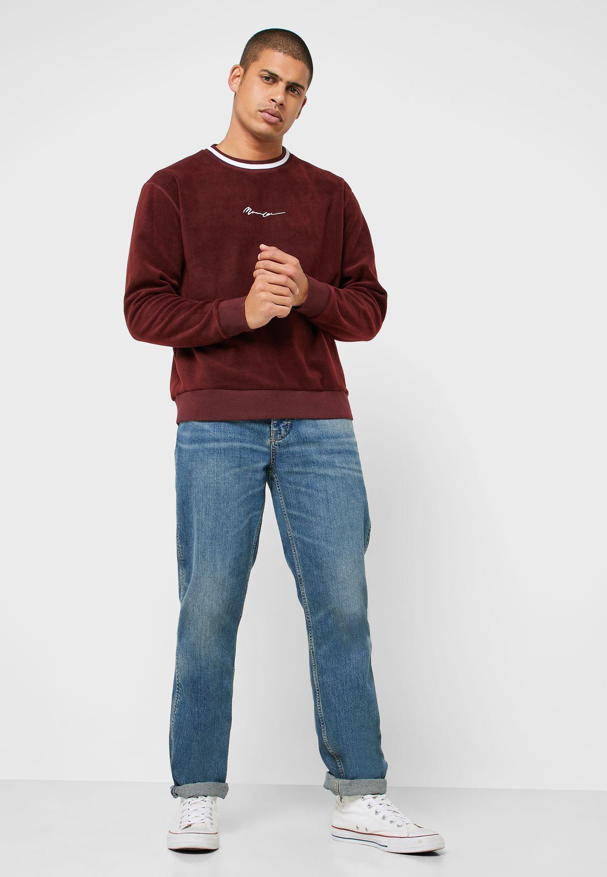 Polar Fleece Sweatshirt