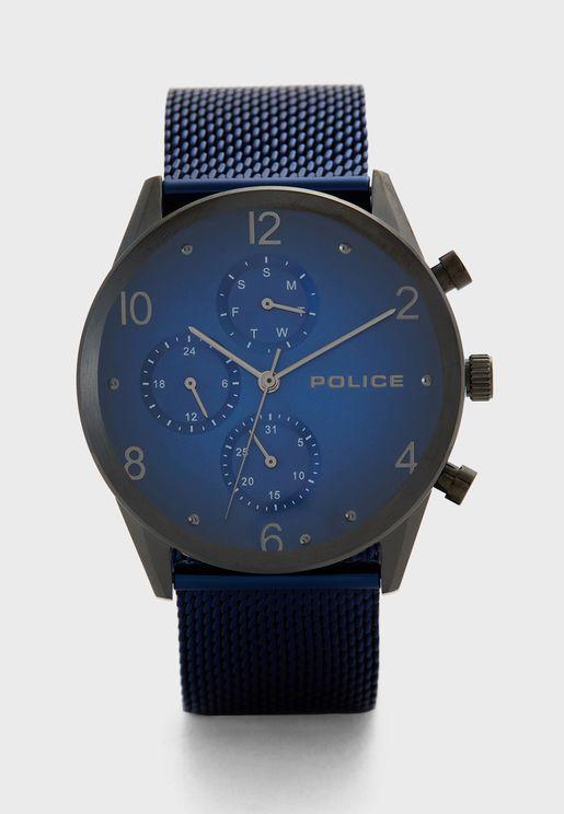 P 15922JSU Silfra Mesh Watch