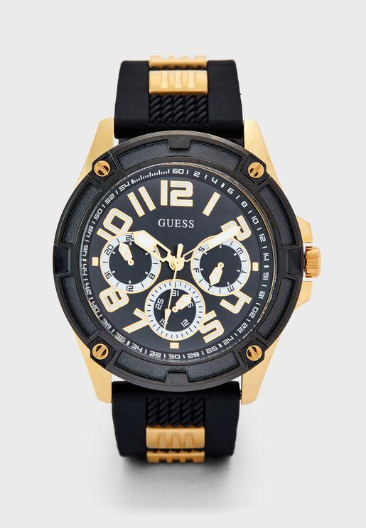 Delta Analog Watch