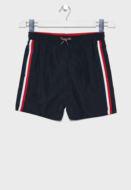 Teen Drawstring Shorts
