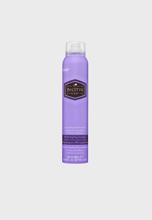 Biotin Thickening Dry Shampoo 189ml