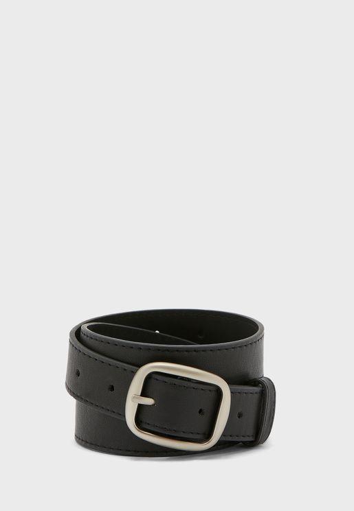 Essential Jeans Belt