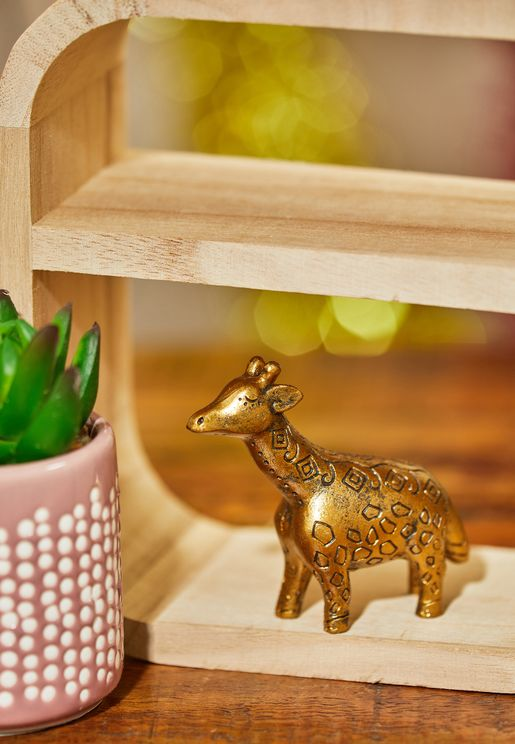 Mini Giraffe Ornament