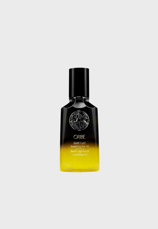 Gold Lust Nourishing Hair Oil 100ml