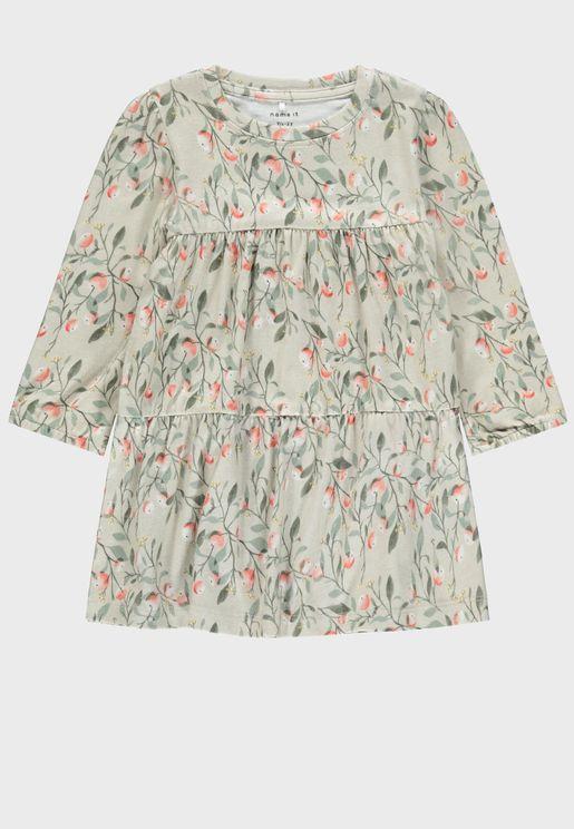 Kids Floral Dress