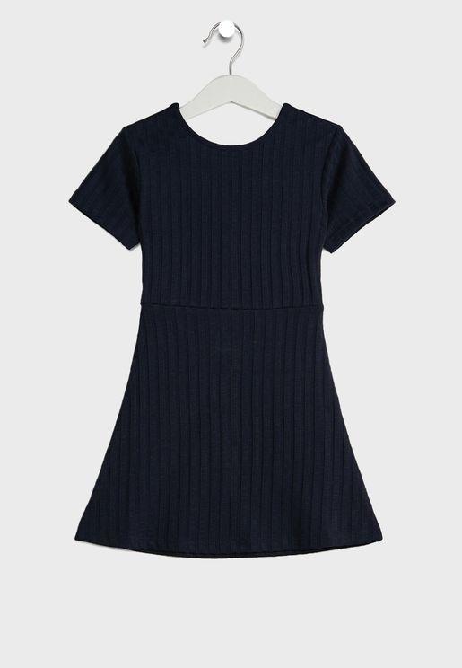 Little Zalia Twist Dress