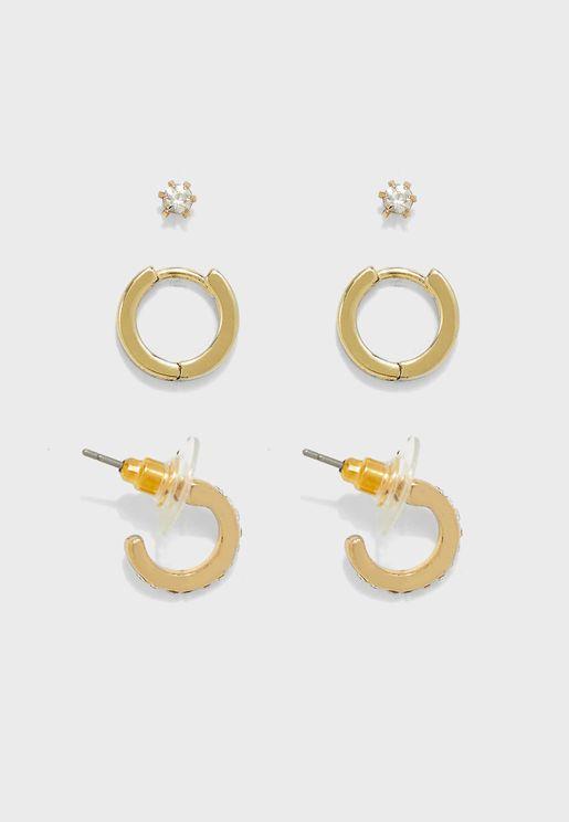Mawarra Earring Set