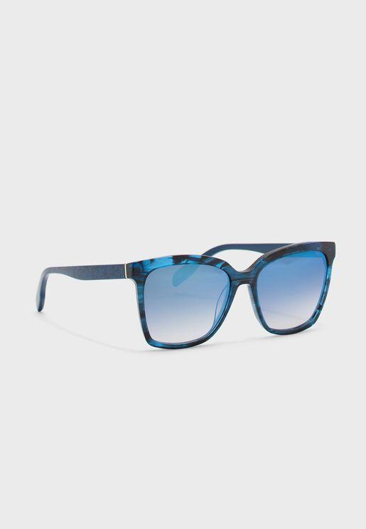 Kl938S Square Sunglasses