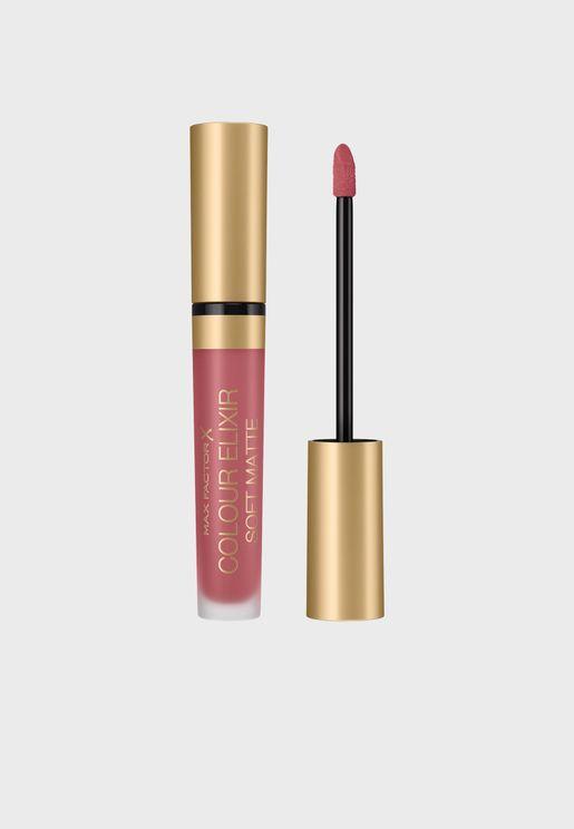 Colour Elixir Soft Matte Lipstick 015 Rose Dust