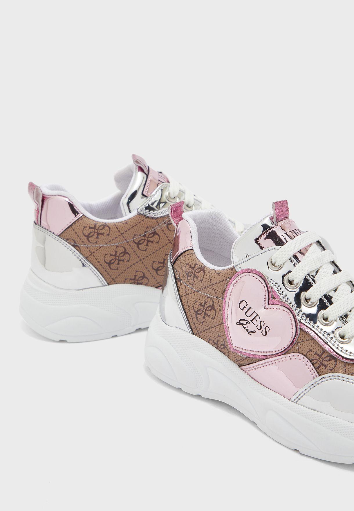 Teen Back Loop Sneaker
