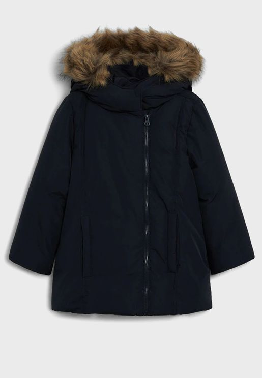 Youth Parka Jacket