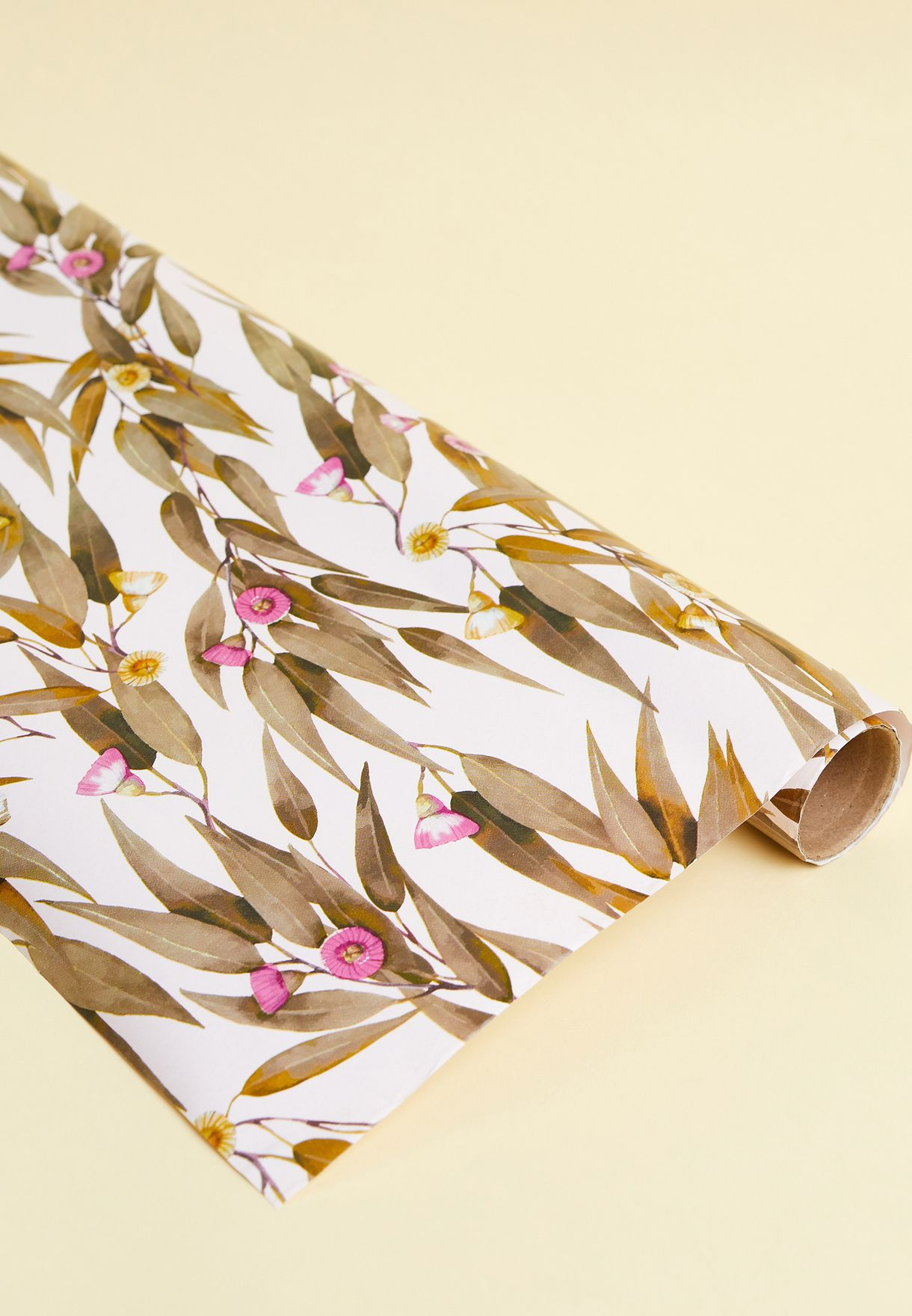 Printed Wrapping Paper Roll