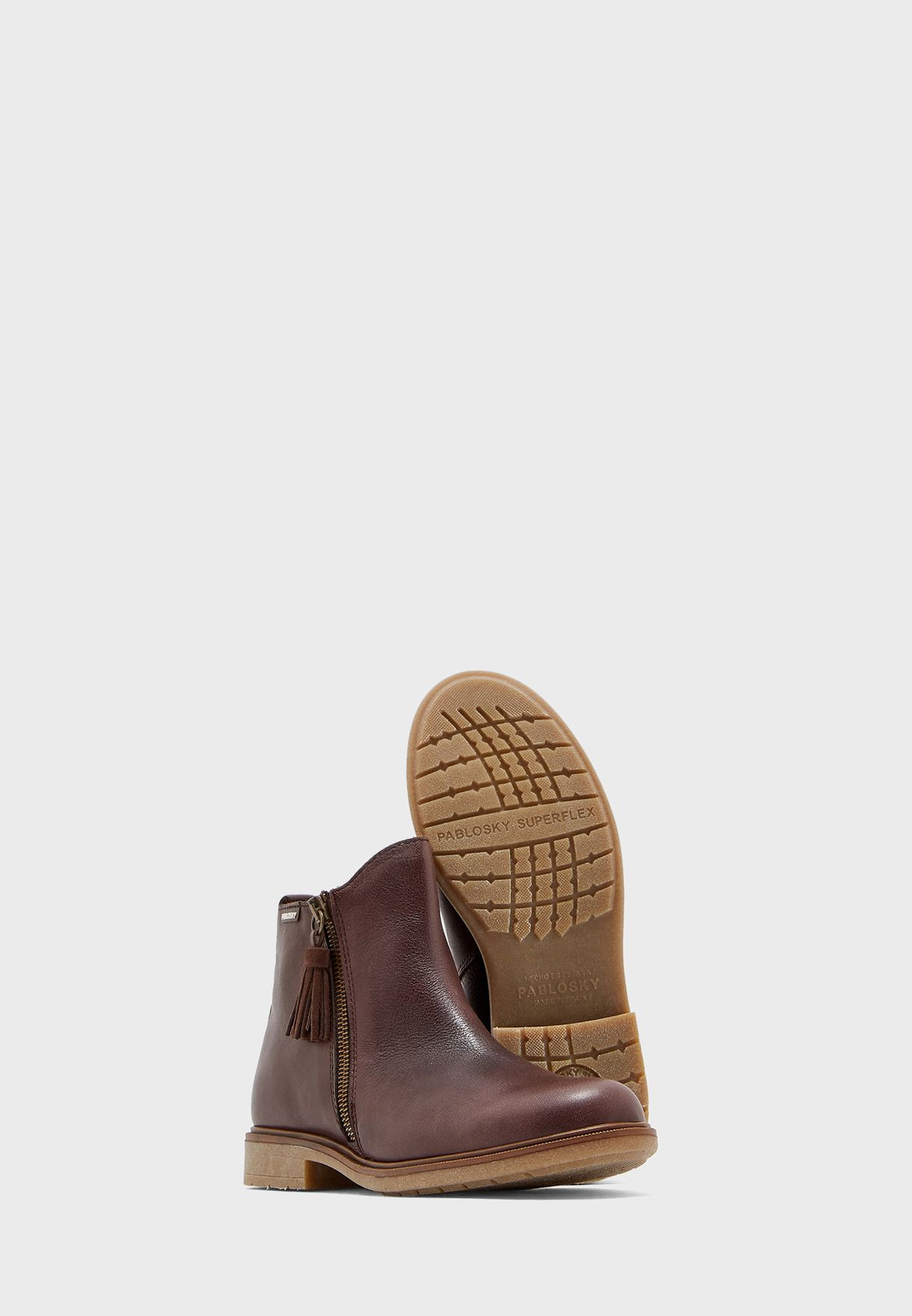 Youth Zip Closer Boot