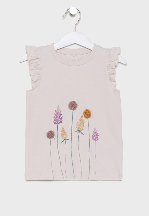 Kids Graphic Top