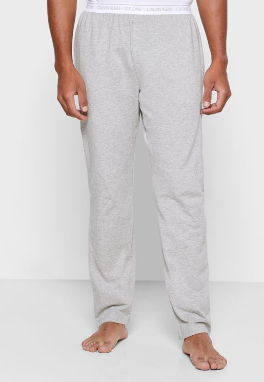 Logo Band Pants