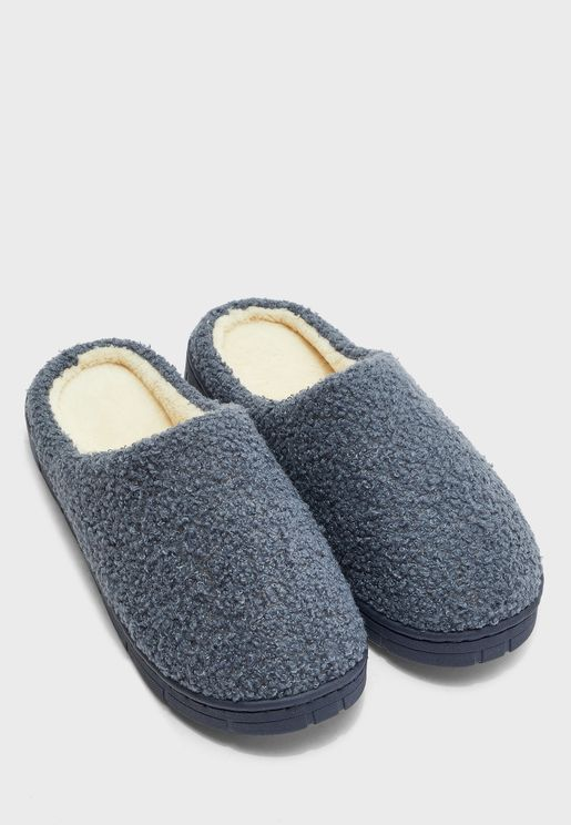 Slip On Bedroom Slippers