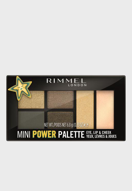Mini Power Eye Shadow Palette 05 Boss Babe