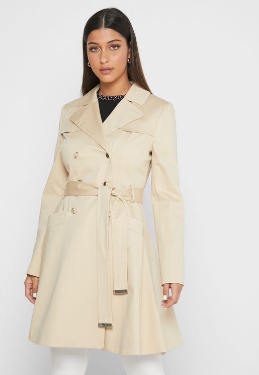 Molson Double Breasted Coat