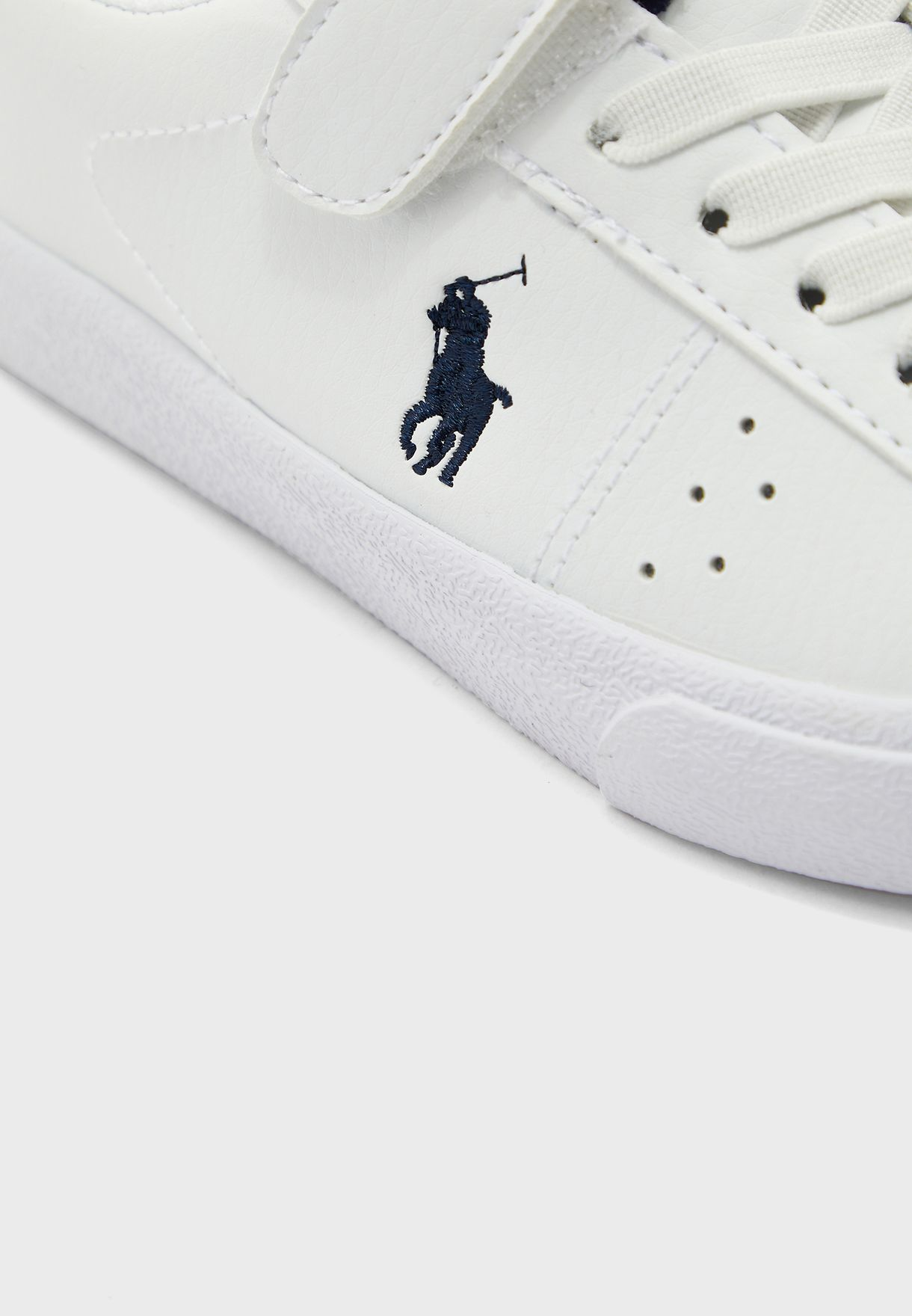 Teen Single Strap Sneaker