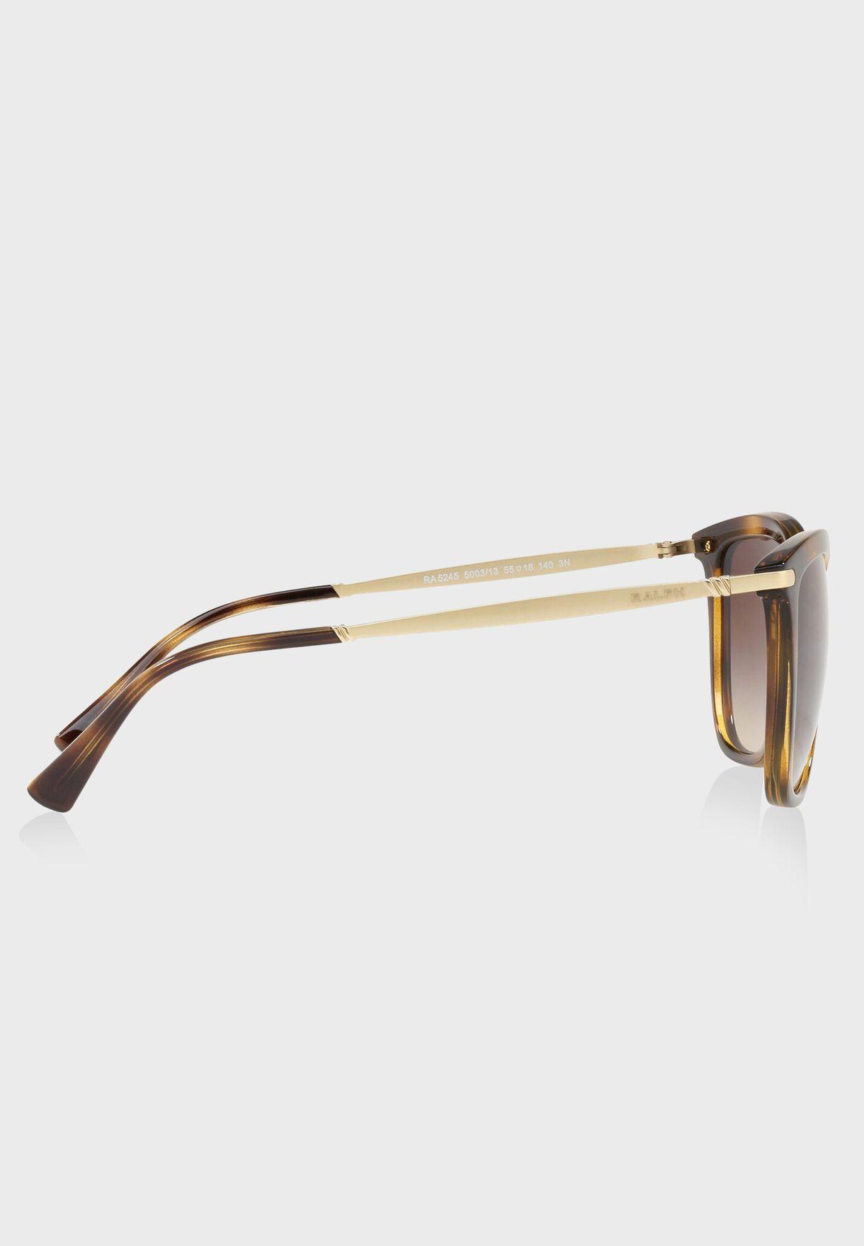 0RA5245 Wayfarer Sunglasses