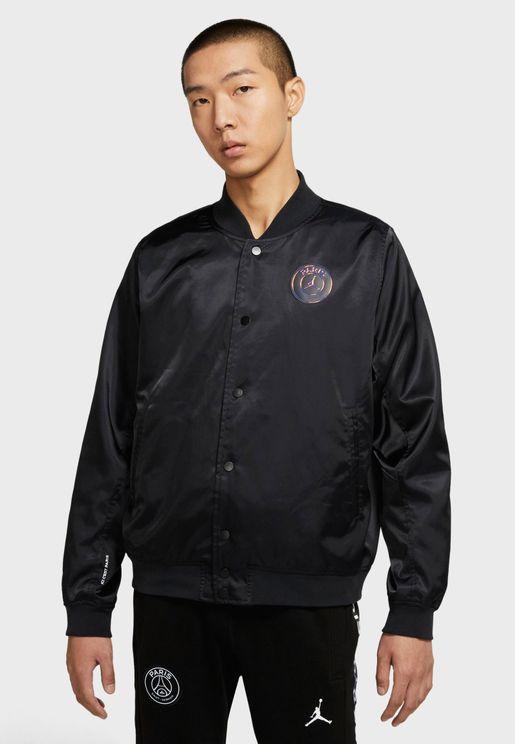 Jordan PSG Coaches Jacket