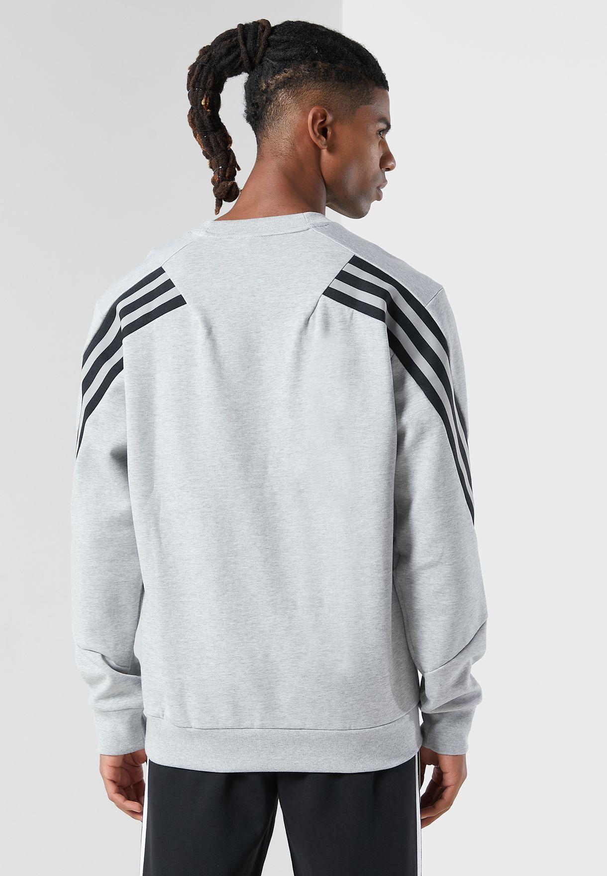 3 Stripe Future Icon Sweatshirt