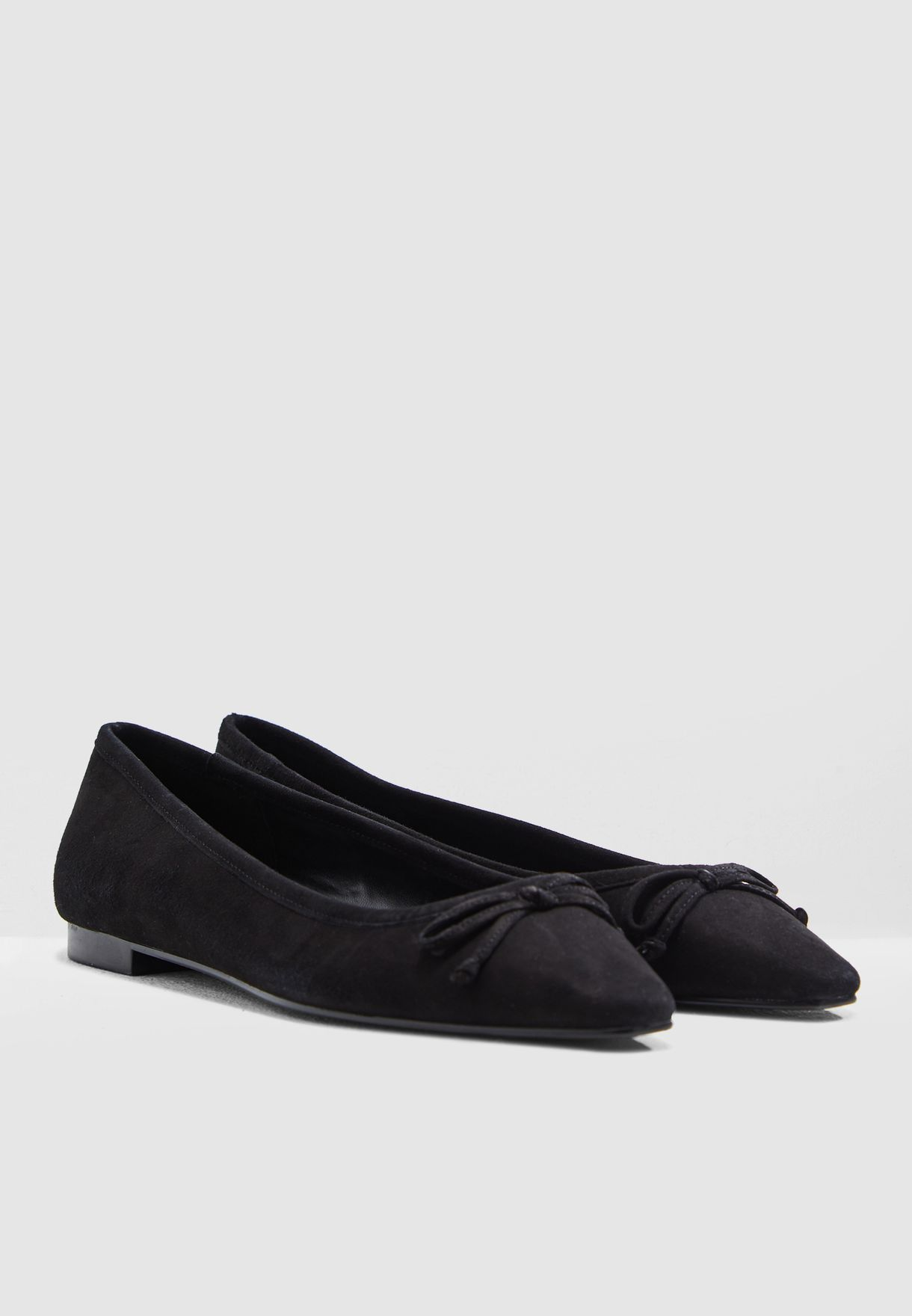 Saudi For Women Shop Greta Mango In 43040721 Ballerina Black q8Ow6pxUZ