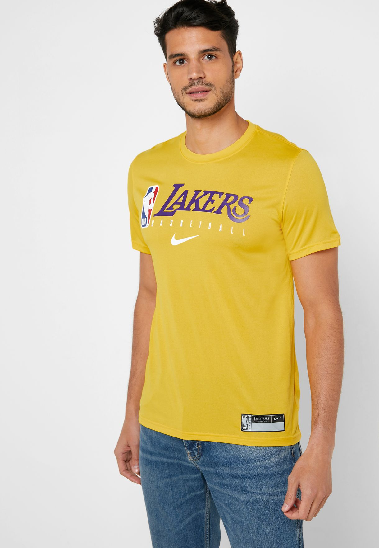 Los Angeles Lakers Graphic T-Shirt
