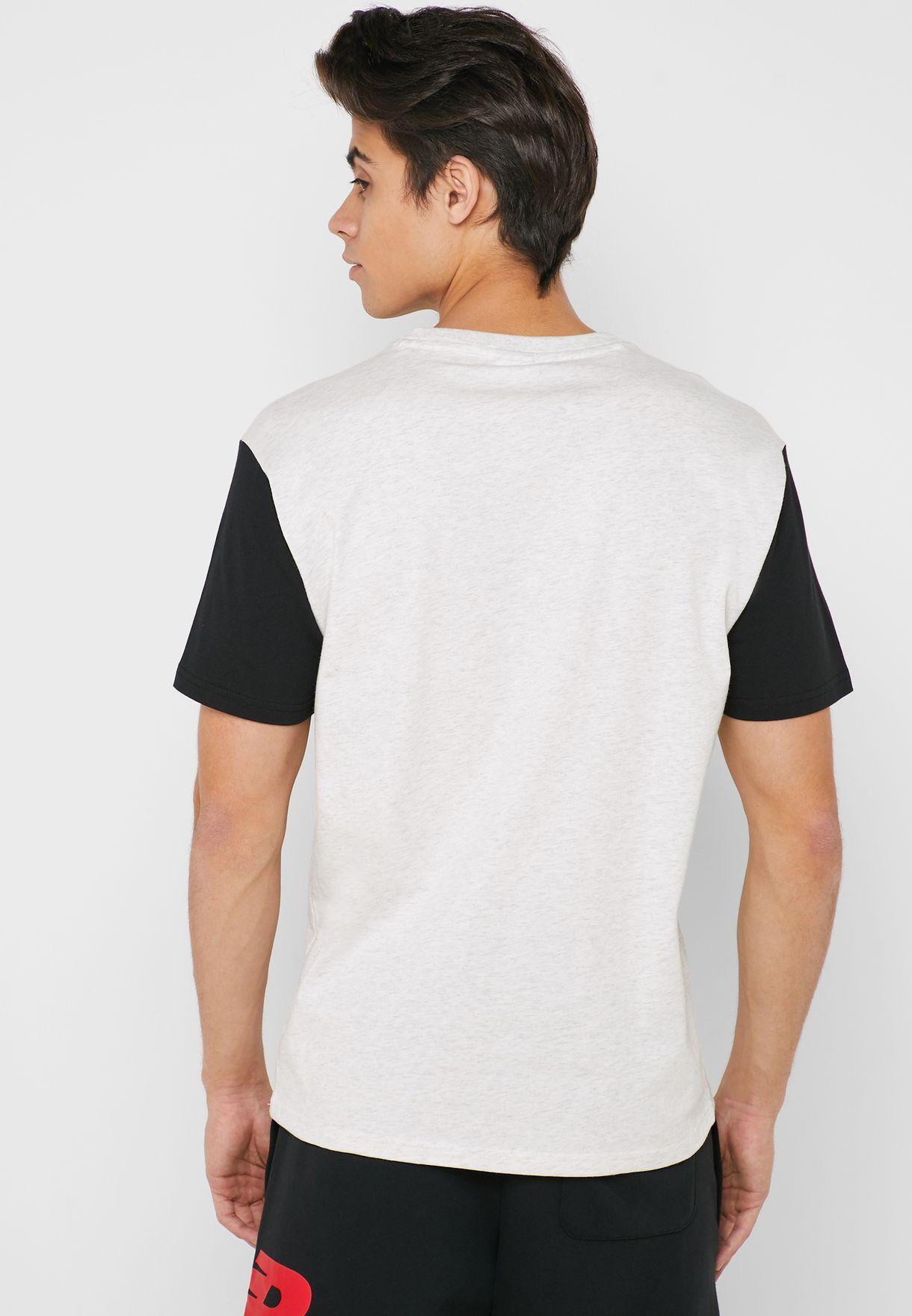 Essential Icon Stripe T-Shirt