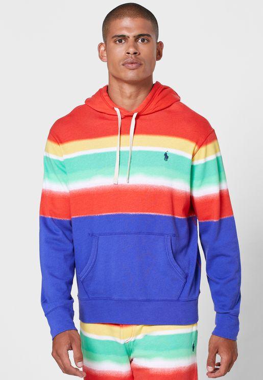Spectra Stripe Hoodie