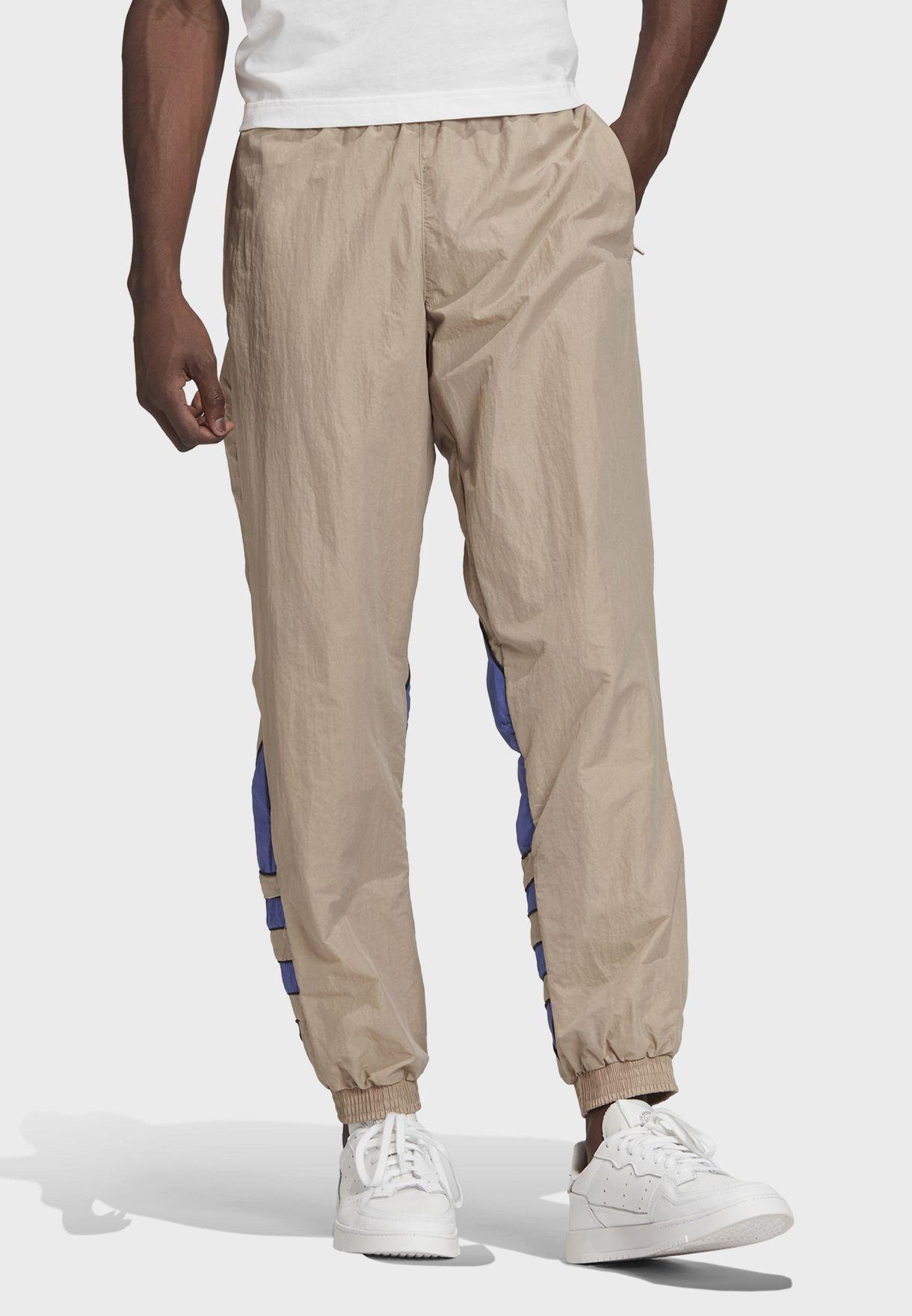 Big Trefoil Woven Sweatpants