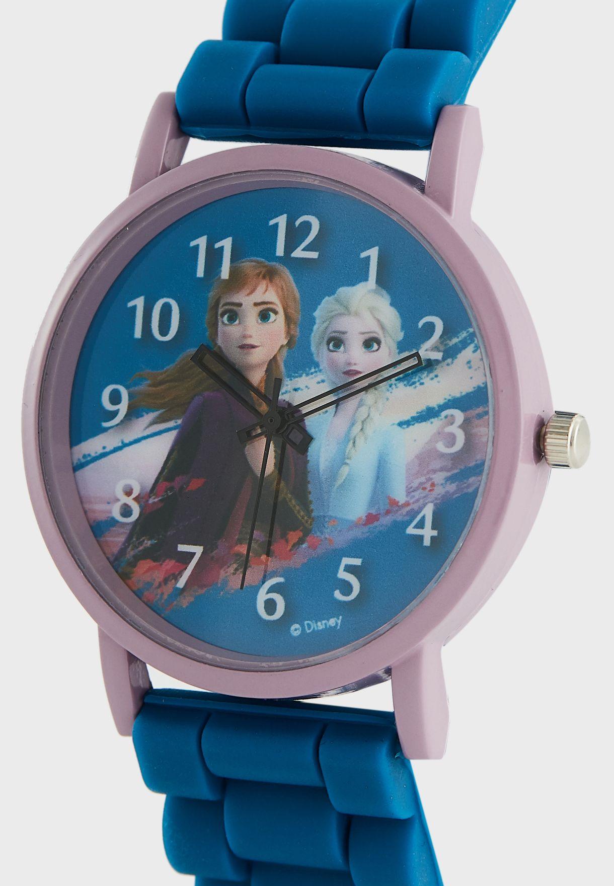 ساعة انالوج فروزن