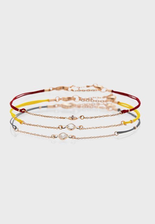 Abilalia Bracelets Set