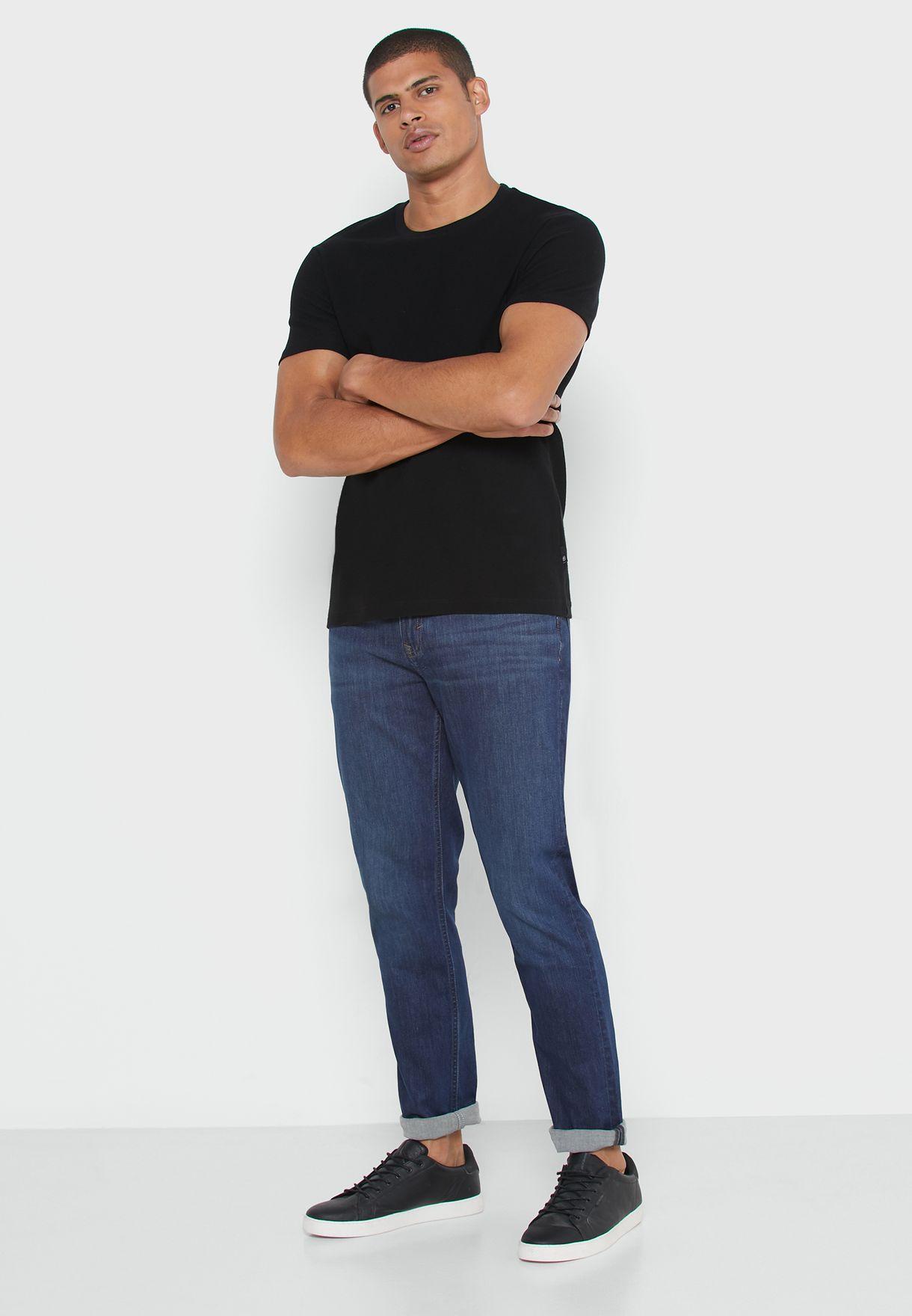 World Traveler Mr Love Straight Fit Jeans
