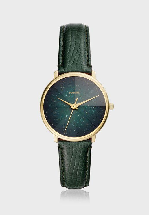 ES4730 Prismatic Galaxy Analog Watch