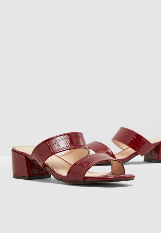 Lexi Double Strap Sandal