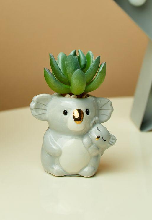 Koala Duo Planter