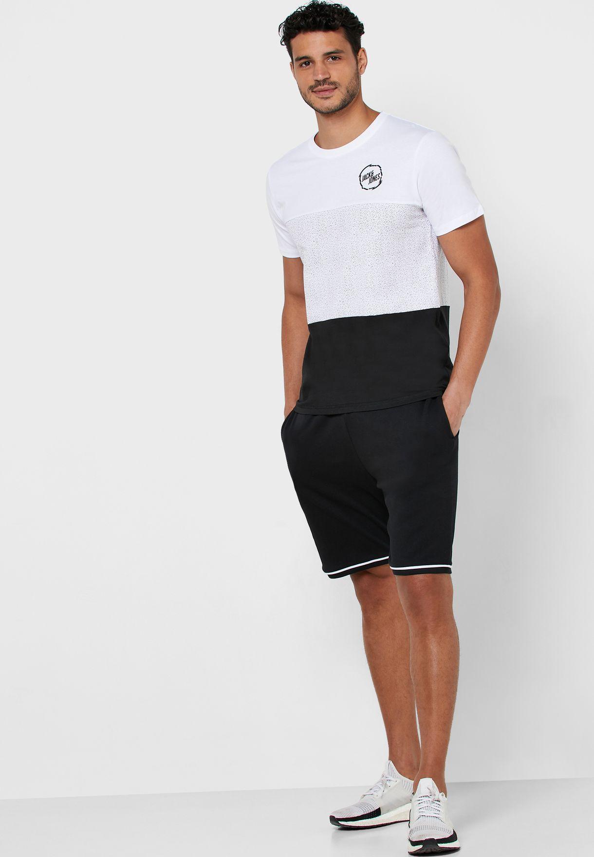 Chamber Regular Fit Crew Neck T-Shirt