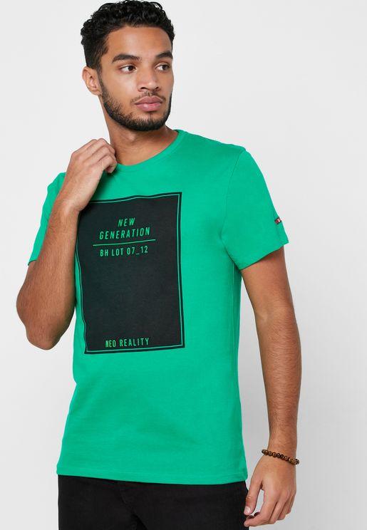 New Generation Crew Neck T-Shirt