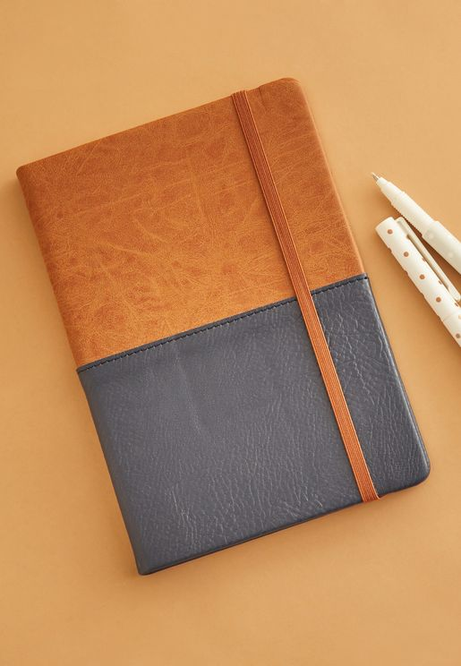 A5 Buffalo Notebook