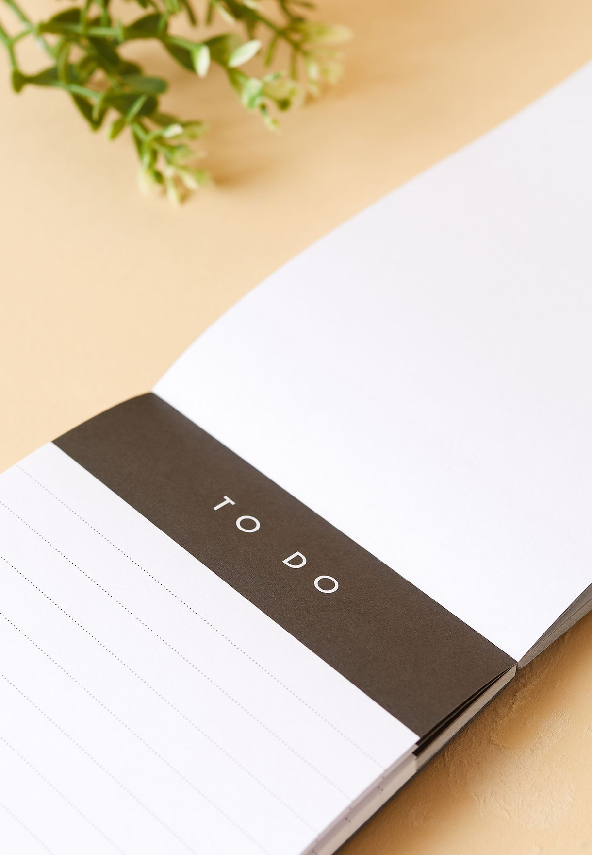 Essential To Do List Notepad