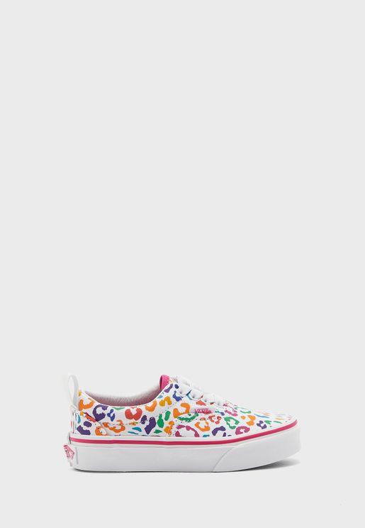 حذاء بطبعات جلد الفهد