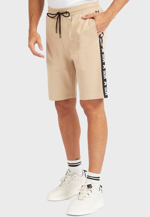 Mickey Mouse Side Tape Shorts