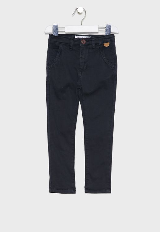 Kids Slim Chinos