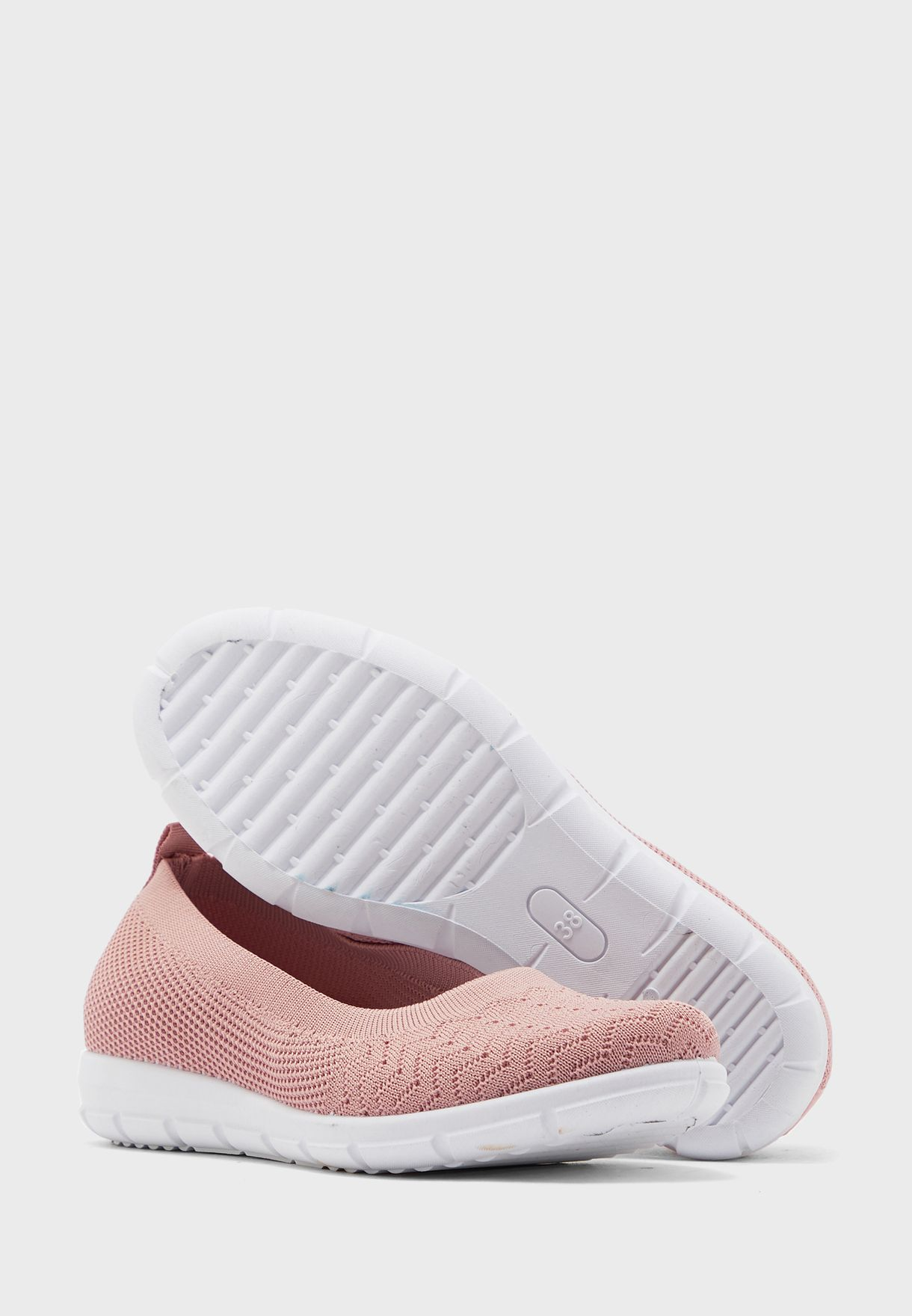 Breathable Comfort Knit Walking Shoes