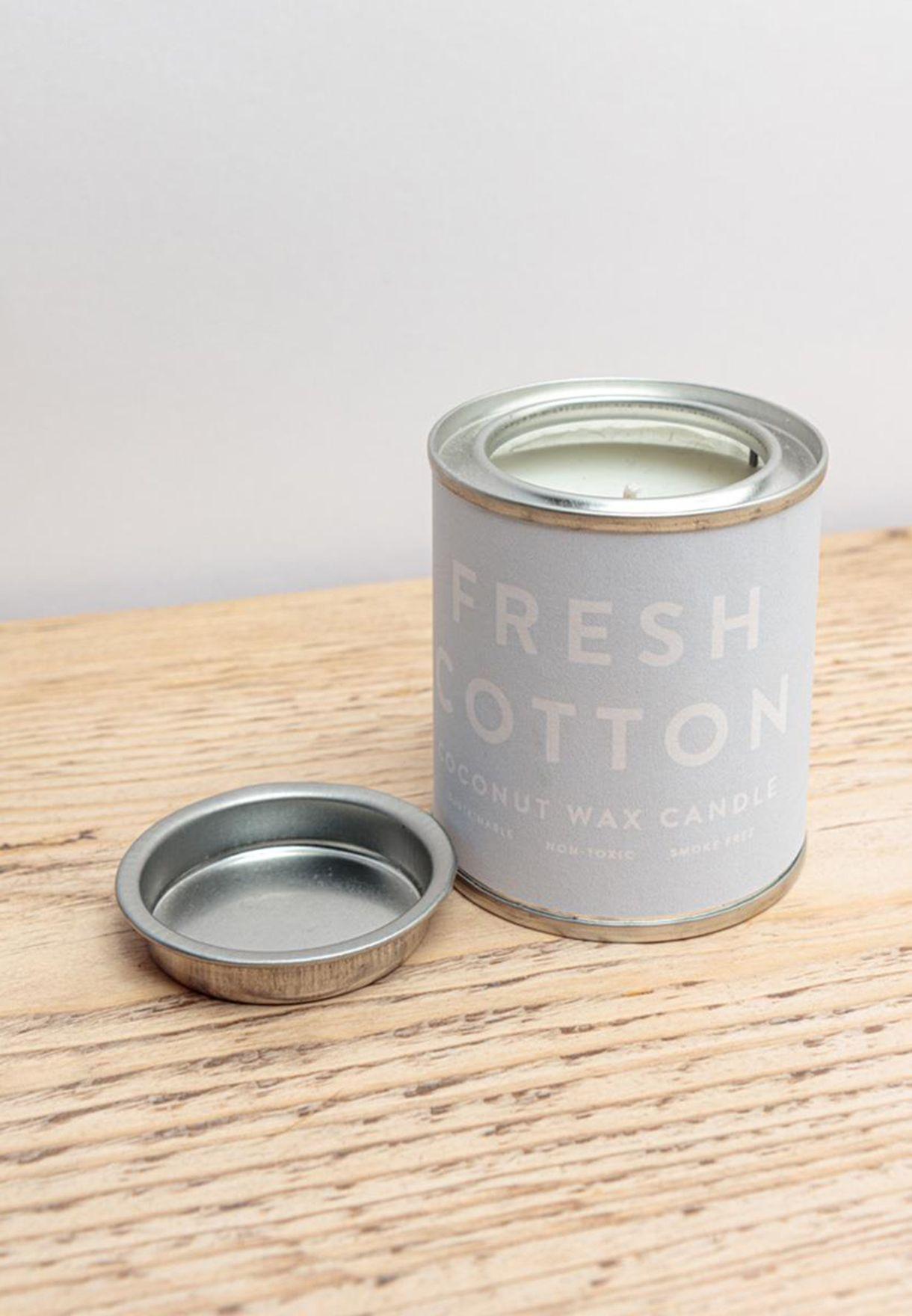 Fresh Cotton Conscious Candle
